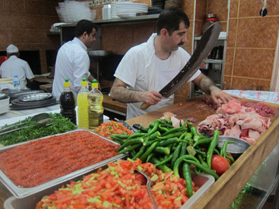 Şeyhmus Kebab, photo by Ansel Mullins