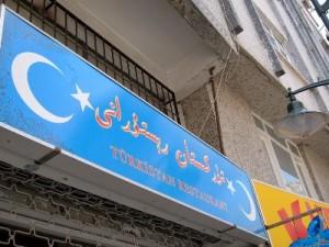 Türkistan Restaurant, photo by Ansel Mullins
