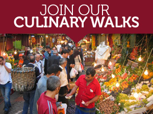 Join Our Culinary Walks