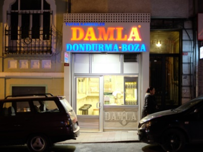 Damla Dondurma-Boza, photo by Paul Osterlund