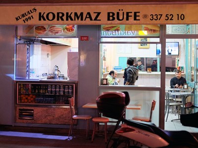 Korkmaz Büfe, photo by Paul Osterlund