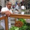 Huseyin's Çiğ Köfte Cart: Seriously Handmade