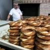 Istanbul's Top 5 Street Foods: #2 - Çıtır Simit Bakery